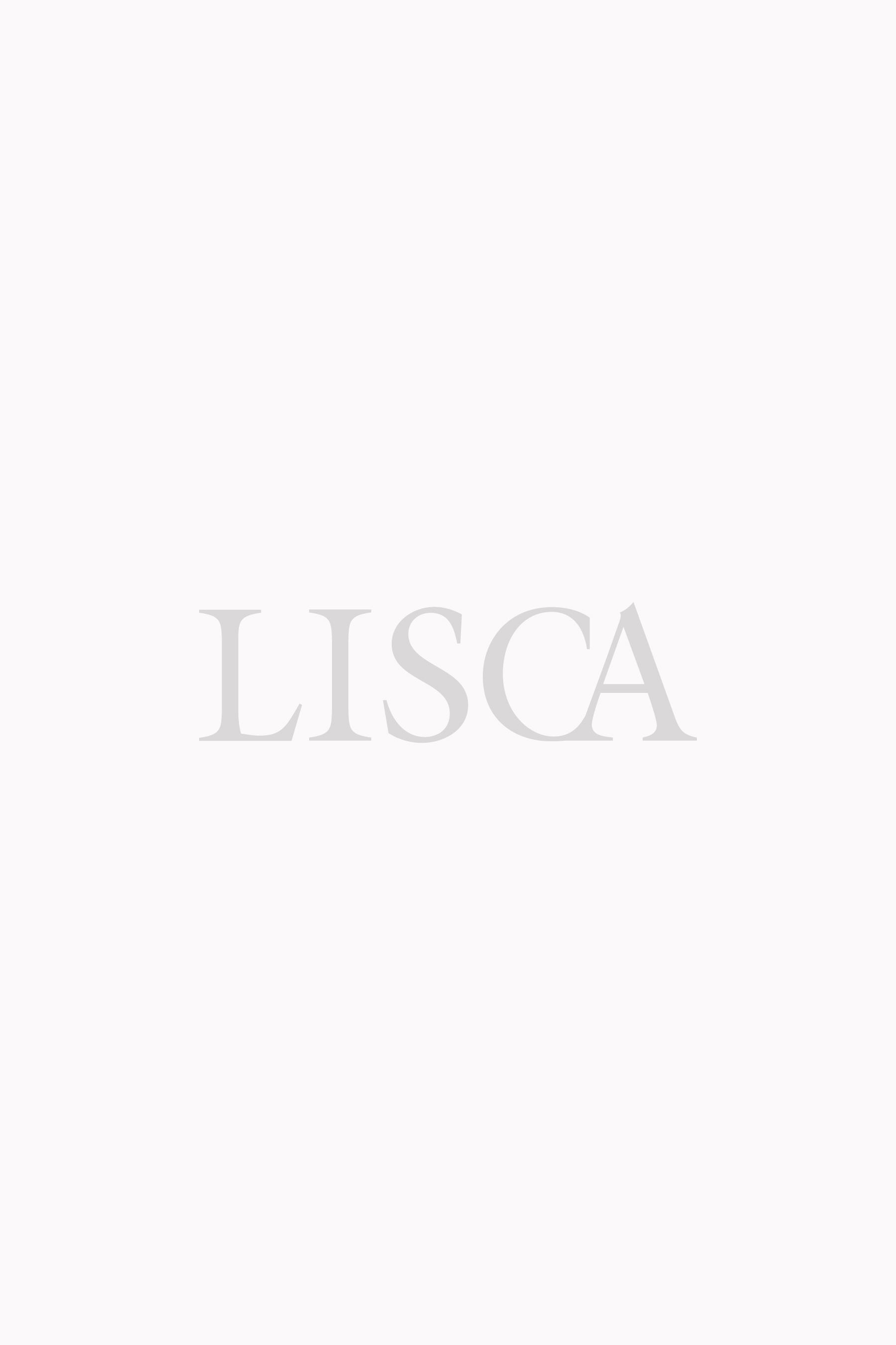 Prosojna majica z napihnjenimi rokavi »Limitless«