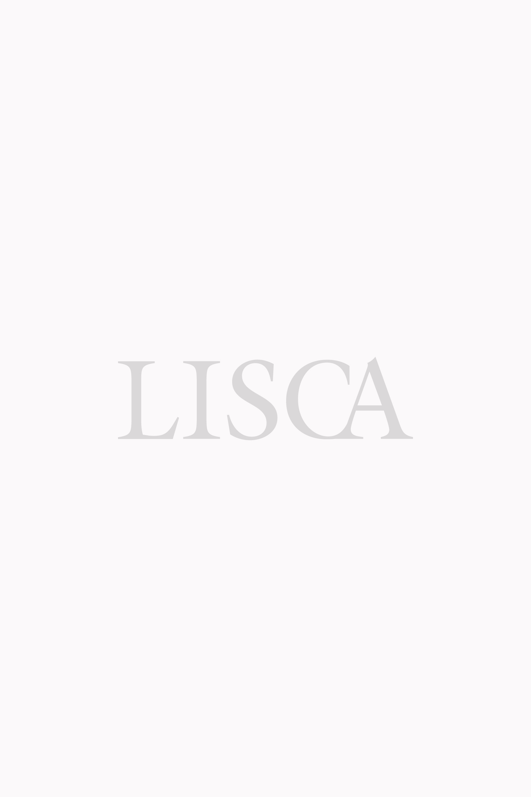 Pižama z dolgimi rokavi in dolgimi hlačami »Ivette«